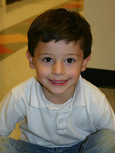 The Children's Dental Center's October 2014 Cavity Free Winner
