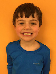The Children's Dental Center's February 2015 Cavity Free Winner