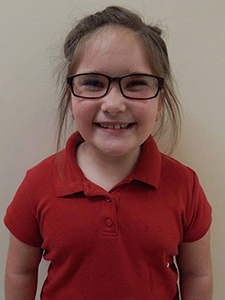 The Children's Dental Center's November 2015 Cavity Free Winner