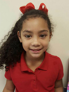 The Children's Dental Center's July 2015 Cavity Free Winner