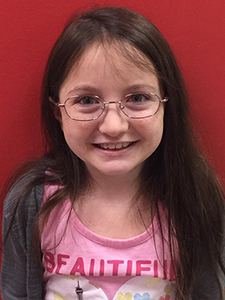 The Children's Dental Center's October 2016 Cavity Free Winner